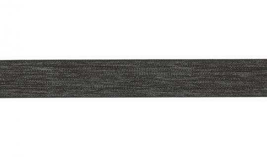 Gummiband 30mm grau-melange