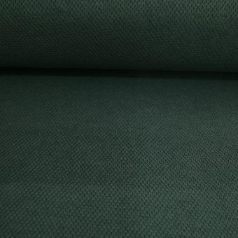 Waben-Strick tannengrün