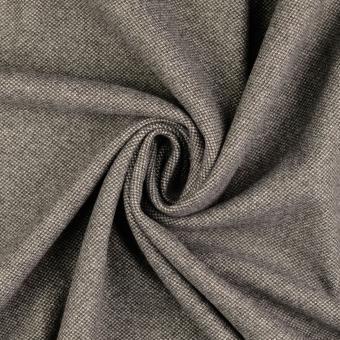 TWEED-Strick grau