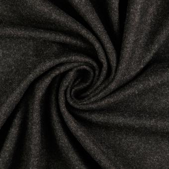 Melange-Strick anthrazit