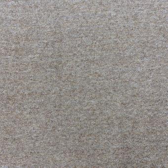 Melange-Jersey  mit Glitzer beige