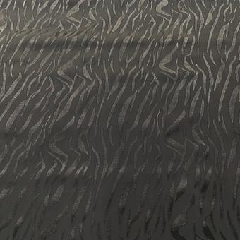 Viskose-Jacquard schwarz   1m und 2,8m vorrätig