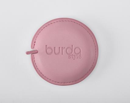 Rollmaßband Jubiläum - rose BURDA