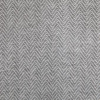 Fischgrat-Jersey schwarz-grau