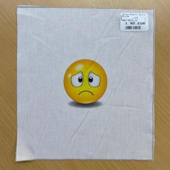 Smiley Rapport 18,5 x 20,5cm