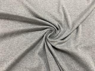 elast. Melange-Jersey grau nur solange Vorrat reicht!