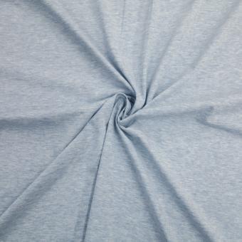 elast. Melange-Jersey bleu nur solange Vorrat reicht!