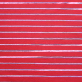 Ringel-Jersey rot nur solange Vorrat reicht!