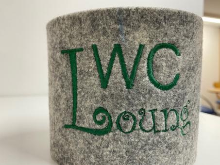 Klorollen-Verstecker WC Lounge  grau