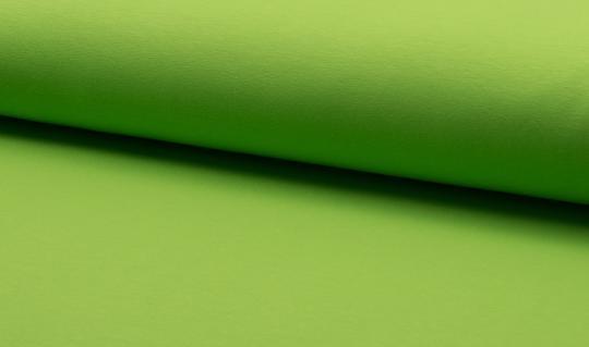 Sweat angeraut apfelgrün  Ökotex zertifiziert