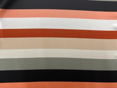 aparter Streifen rost-rose-grau nur solange Vorrat reicht!