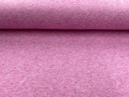 Melange-Strick rosa nur solange Vorrat reicht!