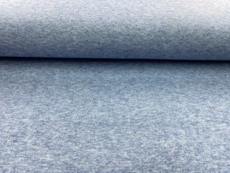 Melange-Strick jeansblau nur solange Vorrat reicht!