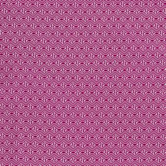 grafisches Muster fuchsia nur solange Vorrat reicht!