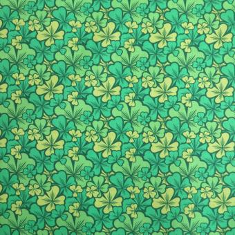 grüne Kleeblätter nur solange Vorrat reicht!