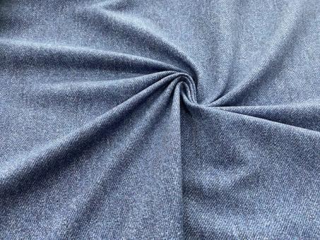 French Terry  Jeans-Optik blau noch 1,1m  vorrätig