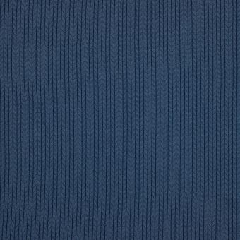 recycelte BW-Jersey blau