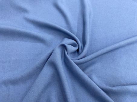 Viskose-Twill jeansblau nur solange Vorrat reicht!