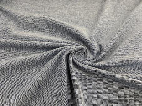 Pique-Jersey jeansblau nur solange Vorrat reicht!
